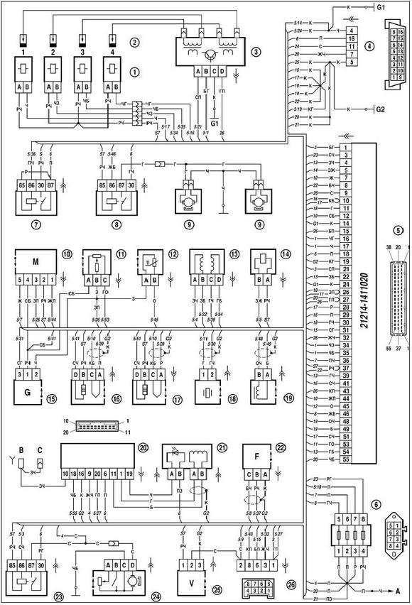 Fantastisch Schaltplan Des Kühlmitteltemperatursensors Ideen ...